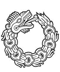 Los mejores Tatuajes de Quetzalcoatl (Serpiente emplumada) 35