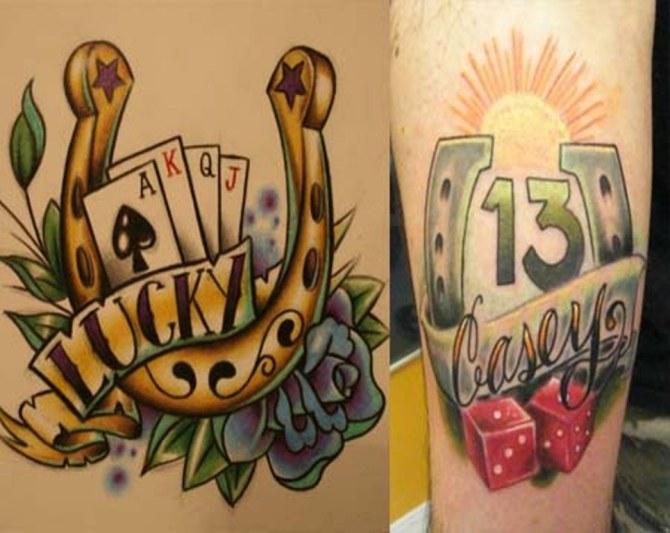 78 Ideas para Tatuajes de Herraduras (+Significado) 64