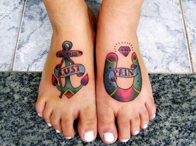 78 Ideas para Tatuajes de Herraduras (+Significado) 59