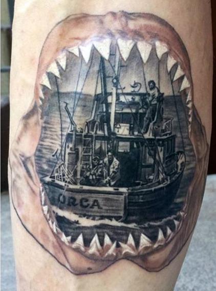 Ideas para Tatuajes de Pesca y Anzuelos 6