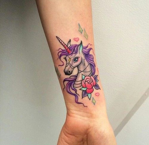 73 Ideas para Tatuajes de Caballos (+ Significados) 19