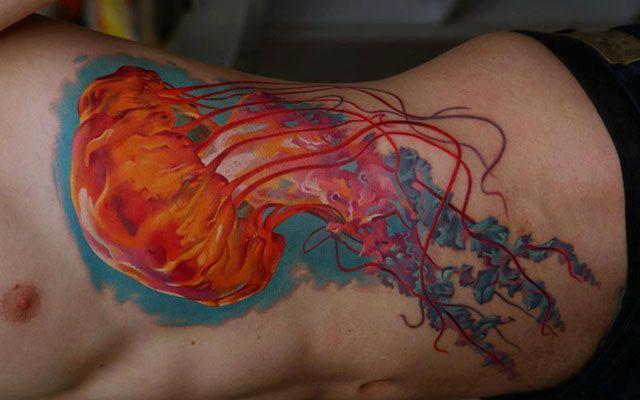 Tatuajes de Medusas: 50 Ideas y sus Significados (+Leyenda) 31