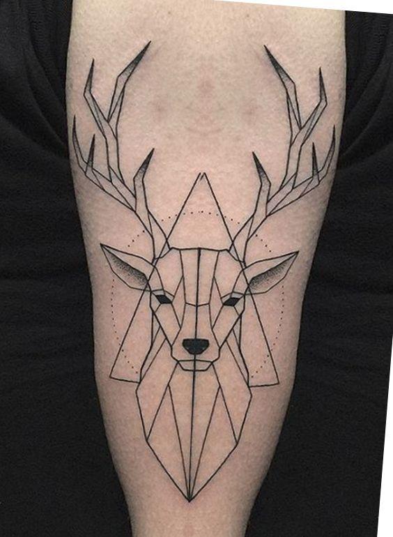 72 Ideas para Tatuajes de Venados (Con Significados) 24