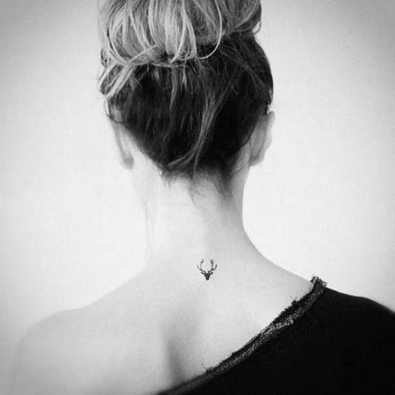 72 Ideas para Tatuajes de Venados (Con Significados) 57