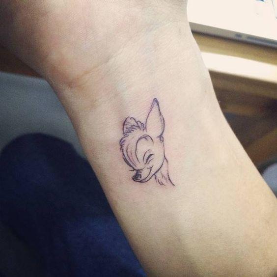 72 Ideas para Tatuajes de Venados (Con Significados) 58