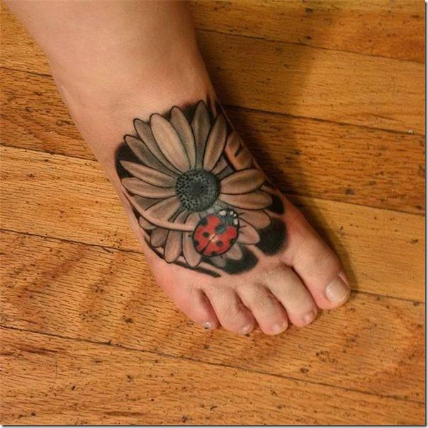 50 Especiales Tatuajes de Insectos y sus significados 25