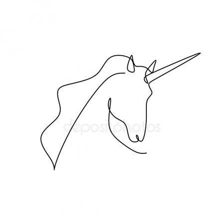 62  Ideas para Tatuajes de Unicornios (+Significados) 60