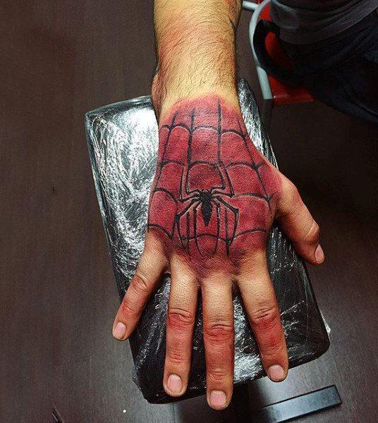 60 Tatuajes de Arañas con significados 19