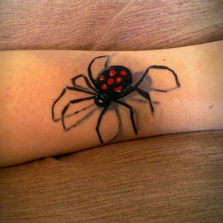 60 Tatuajes de Arañas con significados 47