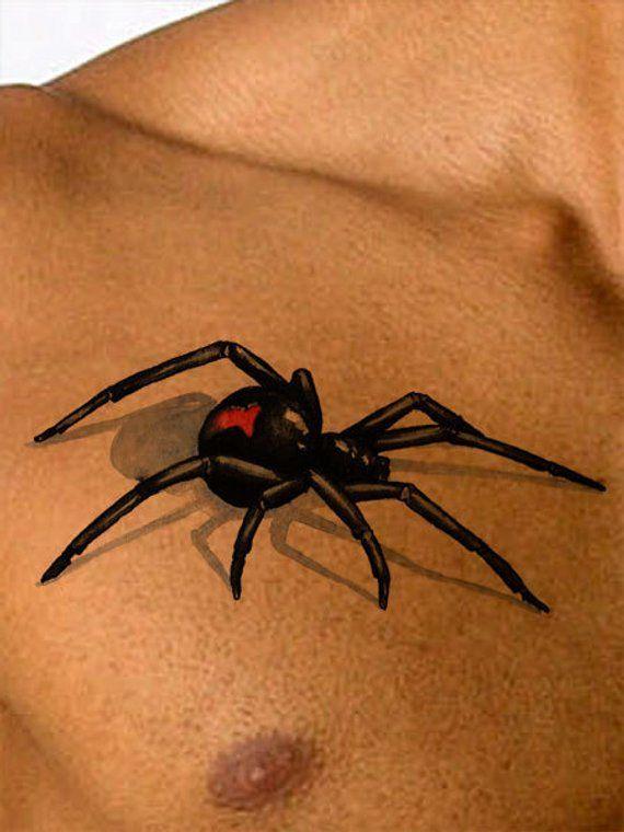 60 Tatuajes de Arañas con significados 50