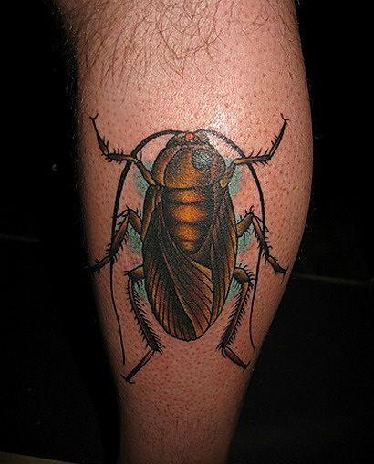 50 Especiales Tatuajes de Insectos y sus significados 46