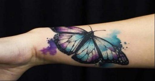 50 Especiales Tatuajes de Insectos y sus significados 1