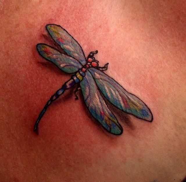 50 Especiales Tatuajes de Insectos y sus significados 42