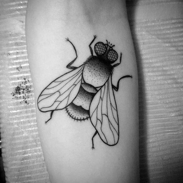50 Especiales Tatuajes de Insectos y sus significados 8