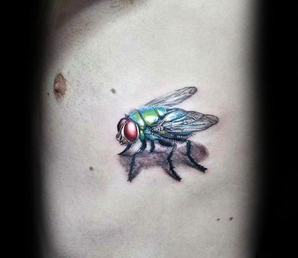 50 Especiales Tatuajes de Insectos y sus significados 14