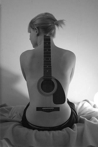 Tatuajes de Notas Musicales e Instrumentos 33
