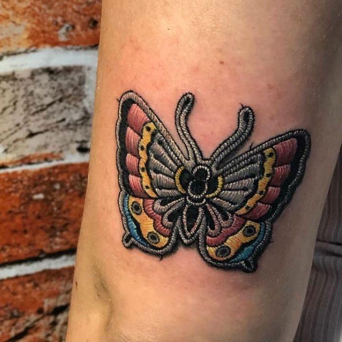 Tatuajes Bordados: La nueva Moda y sus estilos (Mexicano) 18