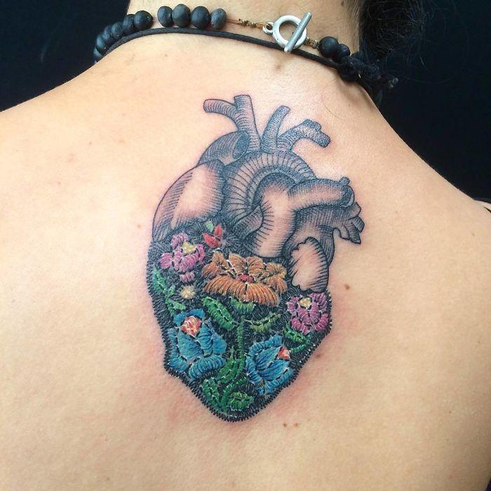 Tatuajes Bordados: La nueva Moda y sus estilos (Mexicano) 23