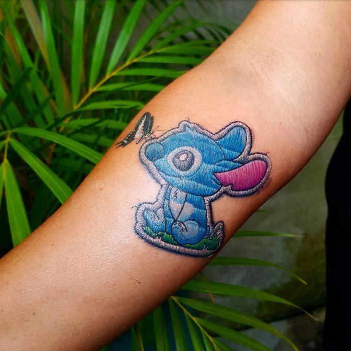 Tatuajes Bordados: La nueva Moda y sus estilos (Mexicano) 24