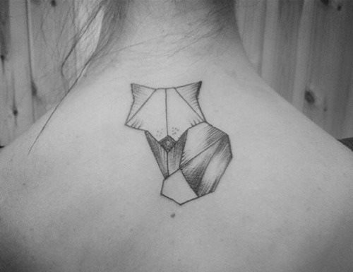 51 Tatuajes de zorros y sus significados 32