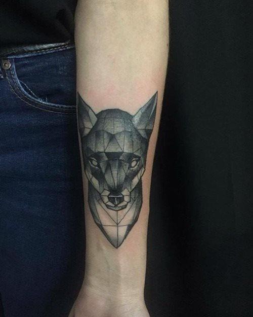51 Tatuajes de zorros y sus significados 34