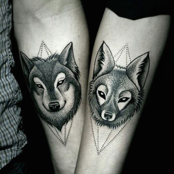 51 Tatuajes de zorros y sus significados 25