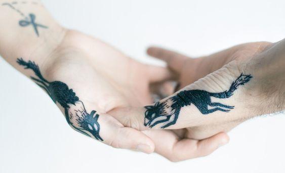 51 Tatuajes de zorros y sus significados 29