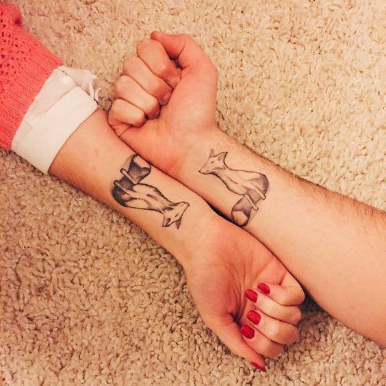 51 Tatuajes de zorros y sus significados 31