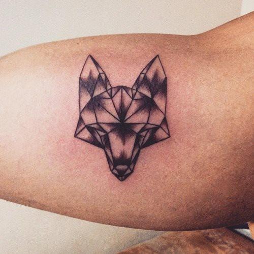 51 Tatuajes de zorros y sus significados 6