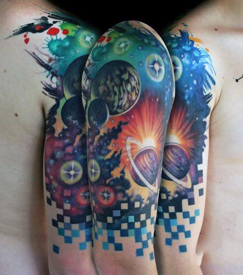 107 Mejores Tatuajes del Universo (+ Significado) 13
