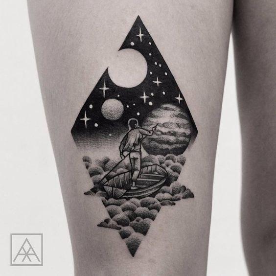 107 Mejores Tatuajes del Universo (+ Significado) 4