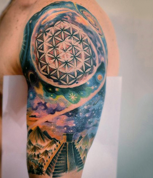 107 Mejores Tatuajes del Universo (+ Significado) 11