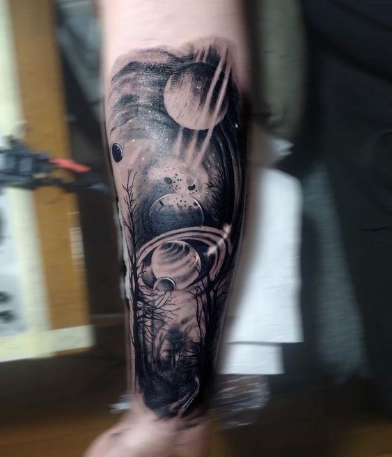 107 Mejores Tatuajes del Universo (+ Significado) 43