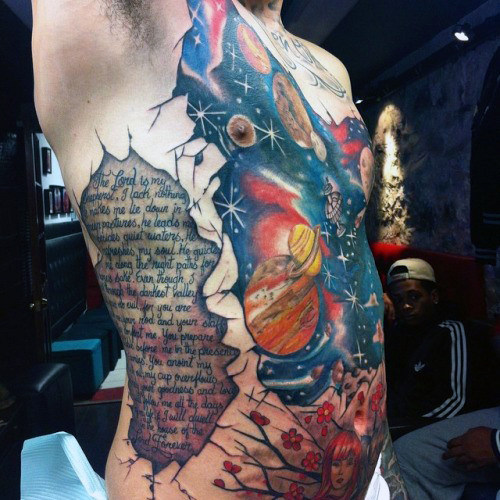 107 Mejores Tatuajes del Universo (+ Significado) 20
