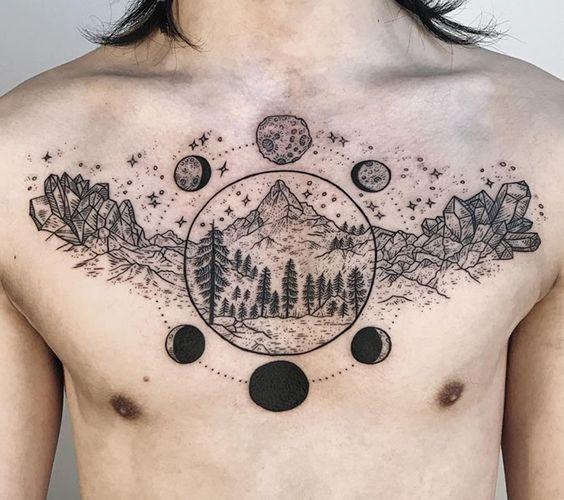 107 Mejores Tatuajes del Universo (+ Significado) 25