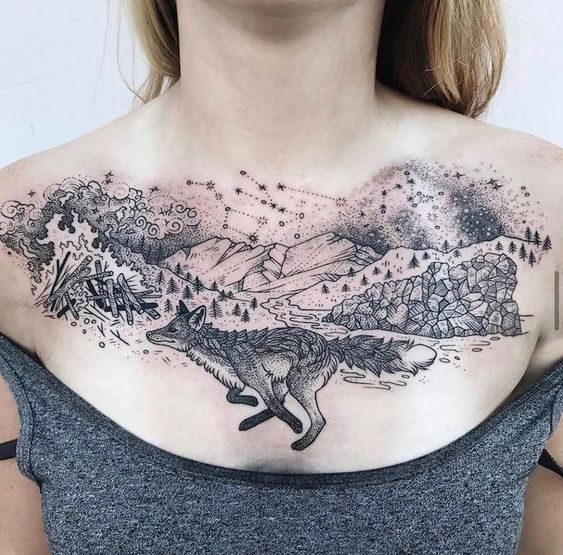 107 Mejores Tatuajes del Universo (+ Significado) 22