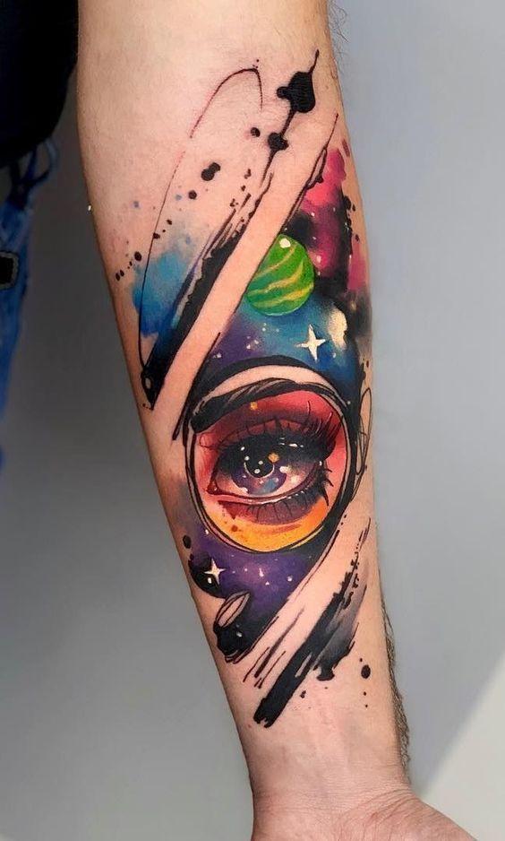 107 Mejores Tatuajes del Universo (+ Significado) 70