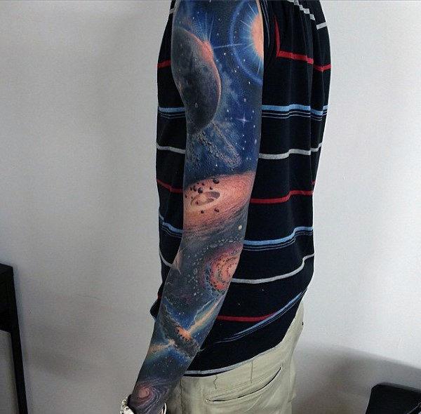 107 Mejores Tatuajes del Universo (+ Significado) 85