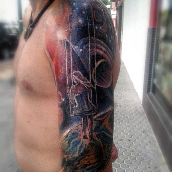 107 Mejores Tatuajes del Universo (+ Significado) 86