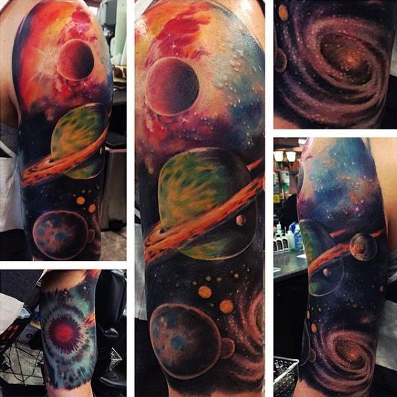 107 Mejores Tatuajes del Universo (+ Significado) 88