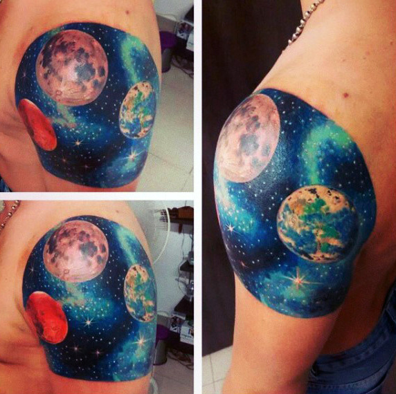 107 Mejores Tatuajes del Universo (+ Significado) 96