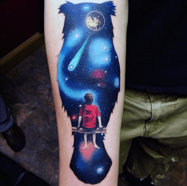 107 Mejores Tatuajes del Universo (+ Significado) 101