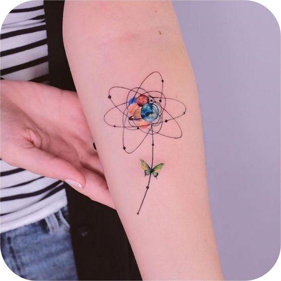 107 Mejores Tatuajes del Universo (+ Significado) 107