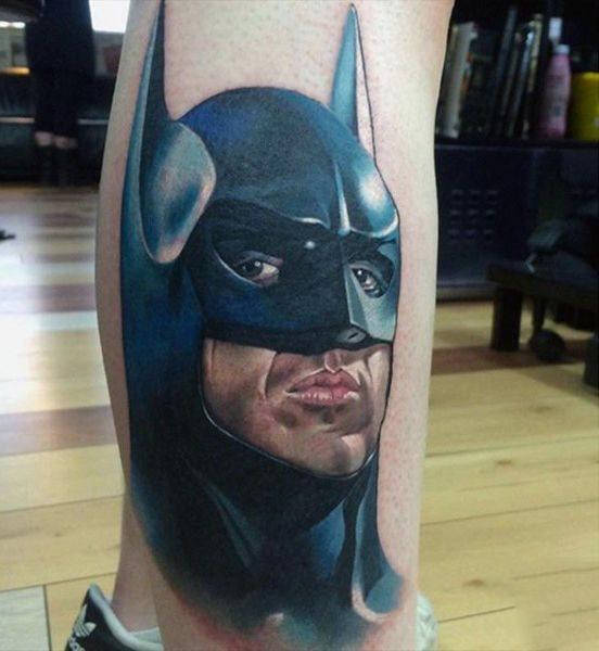 Tatuajes de Batman - Colección de las Mejores Ideas 7