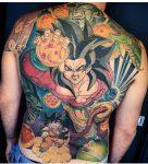 46 Mejores Tatuajes de Dragon Ball y variantes 3