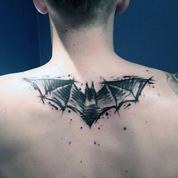 Tatuajes de Batman - Colección de las Mejores Ideas 24